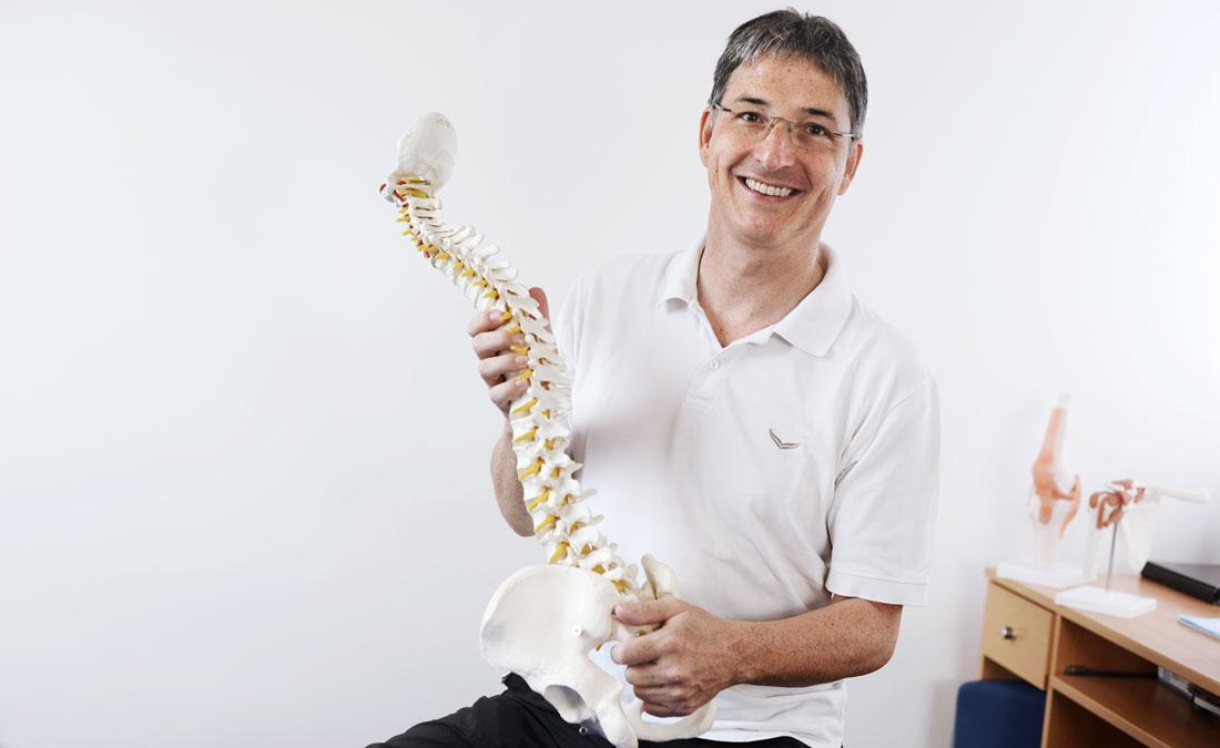 Physiotherapie Dipl.-Phys. Mag. Benedikt Schweighart