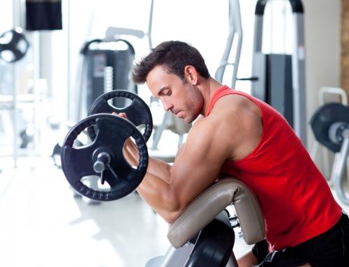 Risiko Fitnessstudio und Krafttraining?